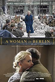 Anonyma - Eine Frau in Berlin(2008) Poster - Movie Forum, Cast, Reviews