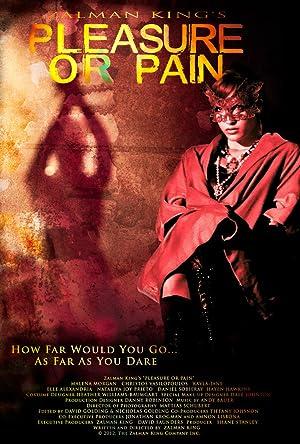 Poster Wildes Verlangen - Pleasure or Pain