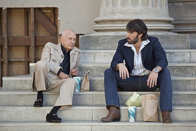 Ben Affleck and Alan Arkin in Argo (2012)