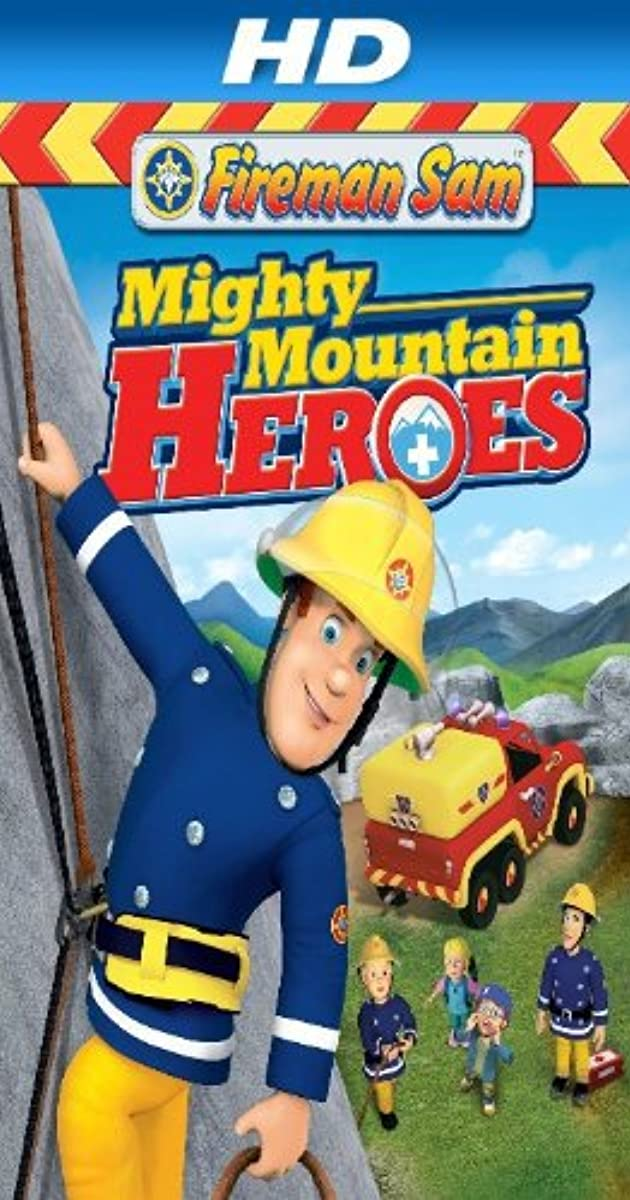 Fireman Sam Mighty Mountain Heroes Video 2013  Full Cast
