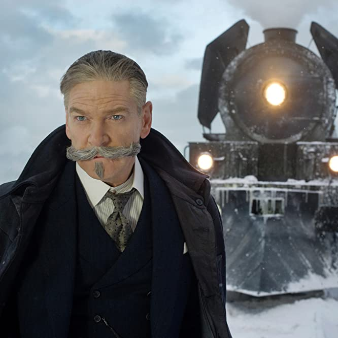 Kenneth Branagh in Murder on the Orient Express (2017)