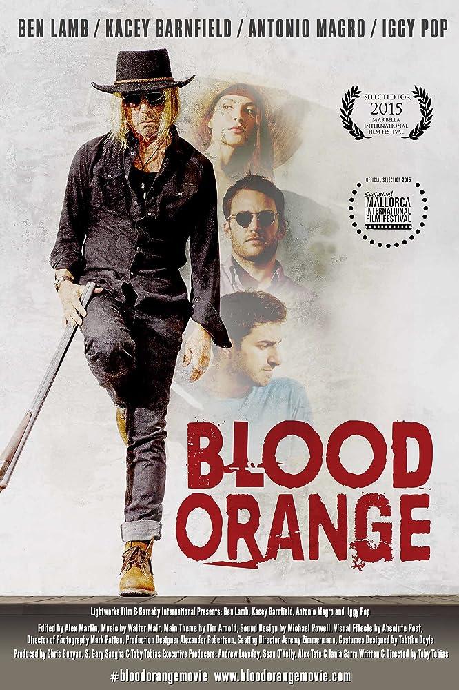 Blood Orange 2016 DVDRip 300MB