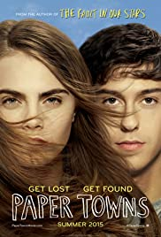 Paper Towns (2015) Poster - Movie Forum, Cast, Reviews