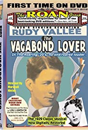 The Vagabond Lover Poster