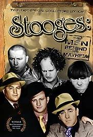 Stooges: The Men Behind the Mayhem Poster