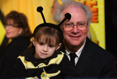 Barry Levinson at Bee Movie (2007)