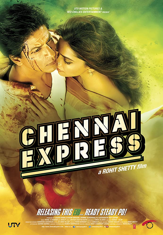 Chennai Express 2013 BD50 T-Series (MUSIC VIDEO ALBUM) DTS-HDMA 5.1 – Hon3y