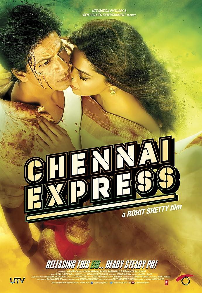 Chennai Express (2013) 720p & 1080p Bluray Free Download Watch Online At Movies365