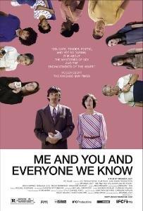 Poster Ich und du und alle die wir kennen