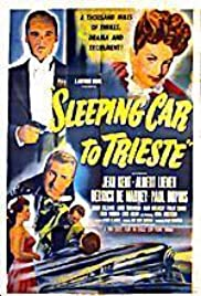 Sleeping Car to Trieste (1948) Poster - Movie Forum, Cast, Reviews