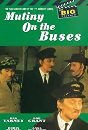Mutiny on the Buses(1972) Poster - Movie Forum, Cast, Reviews