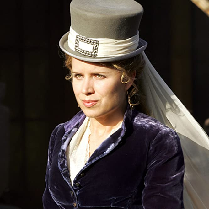 Kim Dickens in Deadwood (2004)