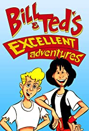 Bill & Ted's Excellent Adventures Poster