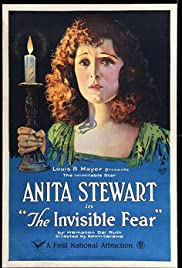 The Invisible Fear Poster