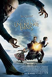 Lemony Snicket's A Series of Unfortunate Events poster