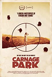 Carnage Park (2016) Poster - Movie Forum, Cast, Reviews