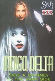 Indigo Delta Poster