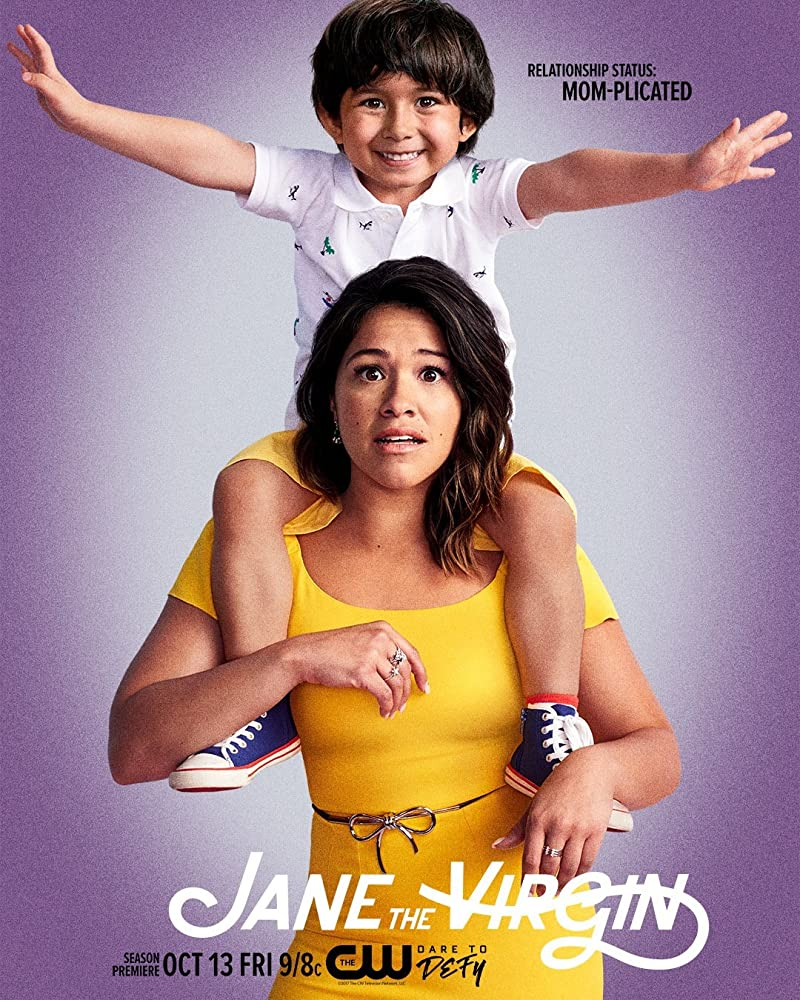 Assistir Jane the Virgin Dublado e Legendado Online