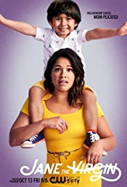 Jane the Virgin Poster - TV Show Forum, Cast, Reviews