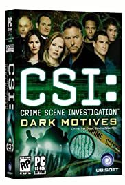 CSI: Crime Scene Investigation - Dark Motives (2004) Poster - Movie Forum, Cast, Reviews