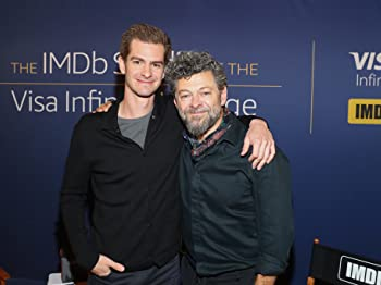Andy Serkis and Andrew Garfield at an event for The IMDb Studio (2011)