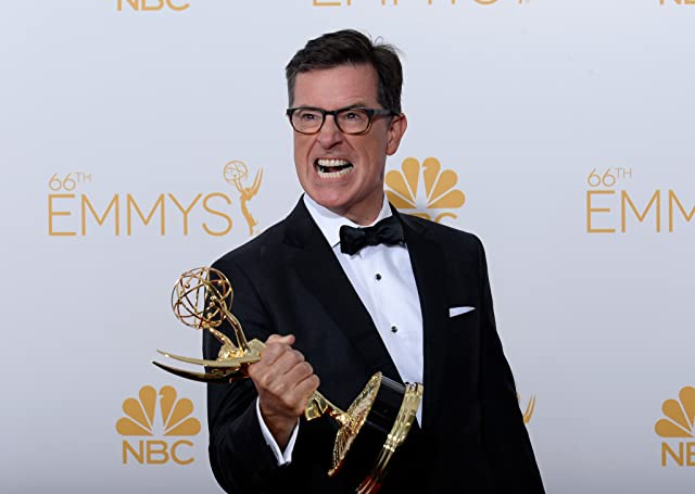 Stephen Colbert at an event for The 66th Primetime Emmy Awards (2014)