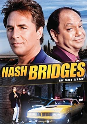 Poster Nash Bridges