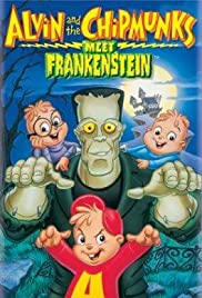 Alvin and the Chipmunks Meet Frankenstein (1999) Poster - Movie Forum, Cast, Reviews