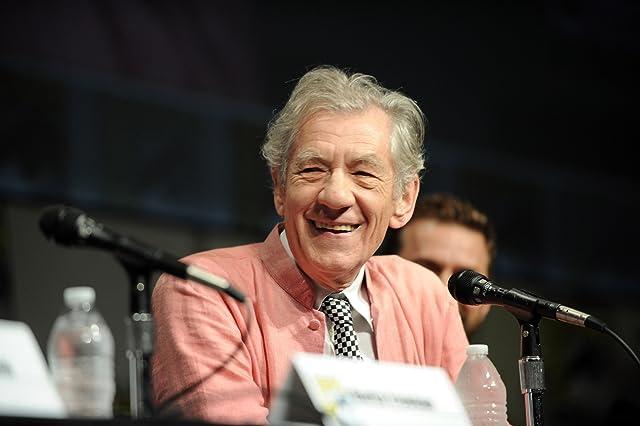 Ian McKellen at The Hobbit: An Unexpected Journey (2012)