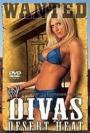 WWE Divas: Desert Heat Poster