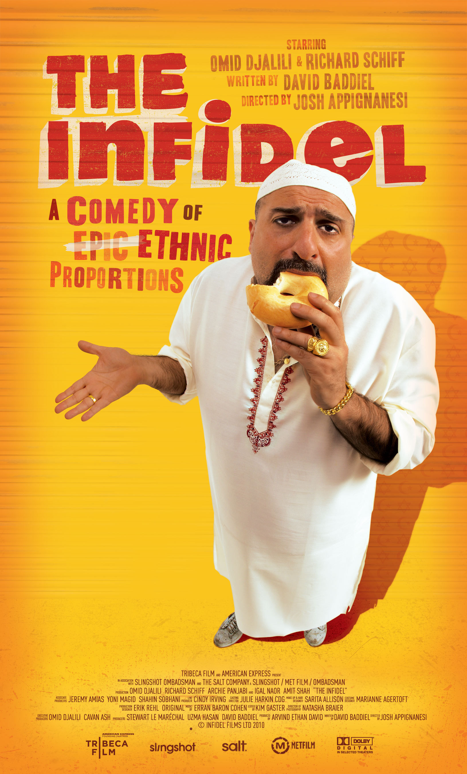 image The Infidel Watch Full Movie Free Online