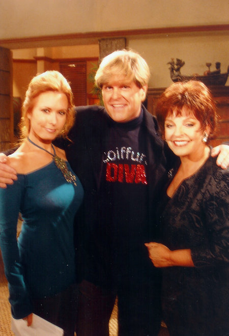 Tracey Bregman, Russell Latham, and Susan Seaforth Hayes on