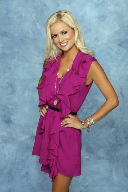 Emily Maynard Johnson in The Bachelor (2002)