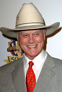 Larry Hagman Picture
