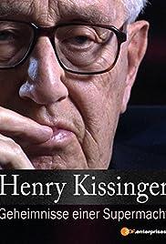 Henry Kissinger: Secrets of a Superpower Poster