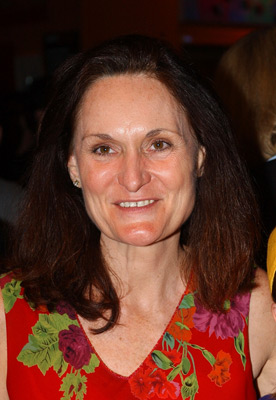 Beth Grant at an event for The Rookie (2002)