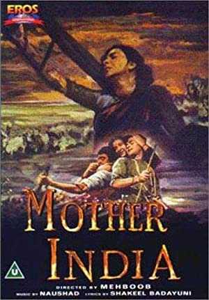 Mother India poster