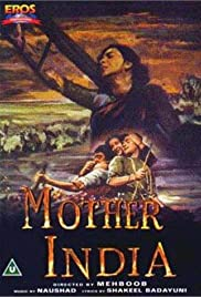 Mother India (1957) Poster - Movie Forum, Cast, Reviews