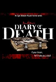 Diary of Death Poster