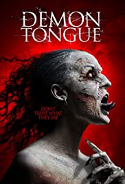 Demon Tongue (2016) Poster - Movie Forum, Cast, Reviews