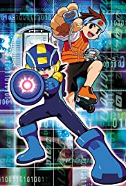 MegaMan: NT Warrior Poster - TV Show Forum, Cast, Reviews