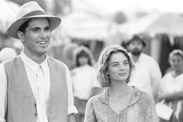 Gabrielle Anwar and Michael Schoeffling in Wild Hearts Can't Be Broken (1991)