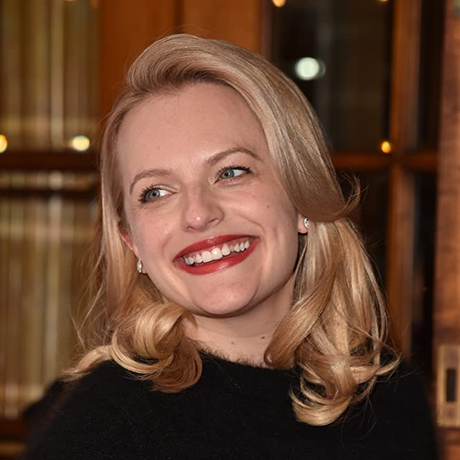 Elisabeth Moss at an event for The Square (2017)