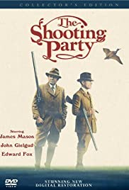 The Shooting Party(1985) Poster - Movie Forum, Cast, Reviews