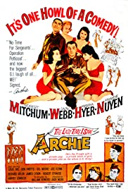 The Last Time I Saw Archie(1961) Poster - Movie Forum, Cast, Reviews