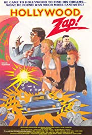 Hollywood Zap Poster