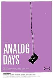 Analog Days Poster