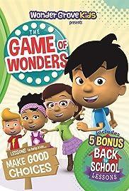 WonderGrove Kids: Game of Wonders Poster