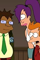 Image of Futurama: How Hermes Requisitioned His Groove Back