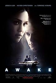 Awake(2007) Poster - Movie Forum, Cast, Reviews